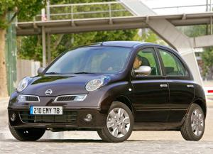 2008 Nissan Micra 5-Door 25th Anniversary