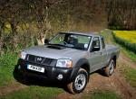 Nissan NP300 King Cab 2008 года