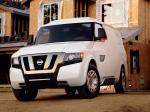 Nissan NV2500 Concept 2008 года