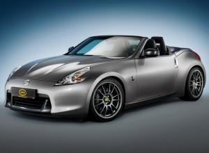 Nissan 370Z Roadster 2009 года