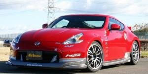 Nissan 370Z by Matchless Crowd Racing 2009 года
