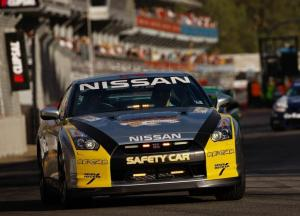 2009 Nissan GT-R Safety Car