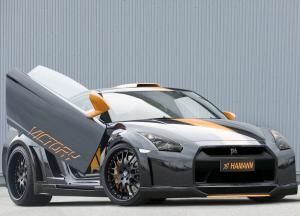 2009 Nissan GT-R Victory by Hamann
