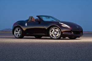 Nissan 370Z Roadster 2010 года