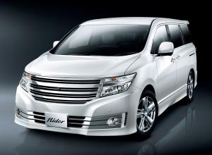Nissan Elgrand Rider by Autech 2010 года