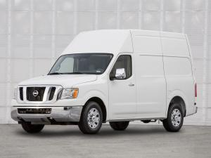 2010 Nissan NV2500 HD High Roof