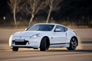 Nissan 370Z GT Edition 2011 года