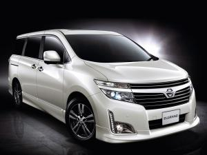 2011 Nissan Elgrand Highway Star Urban Chrome