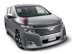 Nissan Elgrand S-Tune by Nismo 2011 года