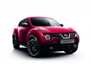 2011 Nissan Juke Kuro Red Limited Edition