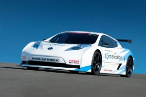 2011 Nissan Leaf RC by Nismo