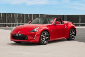 Nissan 370Z Roadster 2012 года