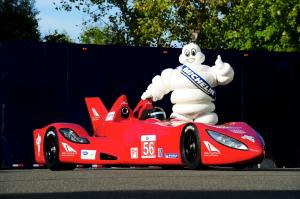 2012 Nissan DeltaWing Michelin