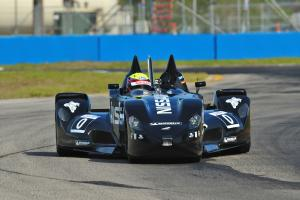 2012 Nissan DeltaWing On Track Sebring