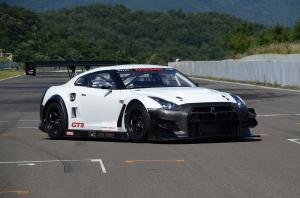 2012 Nissan GT-R GT3 Race Car by Nismo