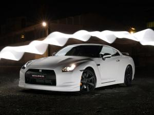 Nissan GT-R Red Dragon by Vilner 2012 года