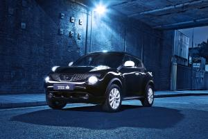 2012 Nissan Juke Ministry of Sound Edition