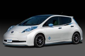 2012 Nissan Leaf by Nismo