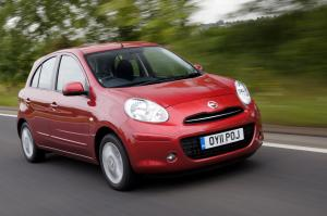 2012 Nissan Micra DIG-S