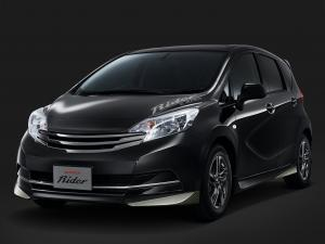 Nissan Note Rider by Autech 2012 года