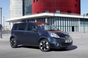 Nissan Note 2012 года