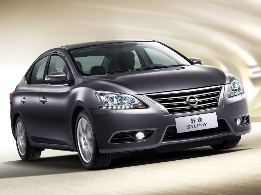 Nissan Sylphy '2012