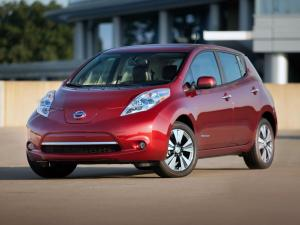 Nissan Leaf (US) '2013