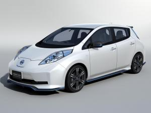 2013 Nissan Leaf Nismo Performance Package