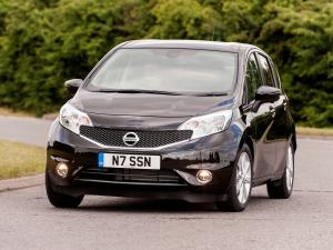 Nissan Note (UK) '2013
