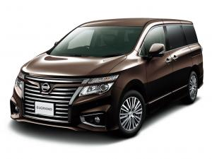 Nissan Elgrand Highway Star 2014 года