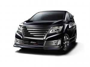 Nissan Elgrand Rider High Performance Spec Black Line by Autech