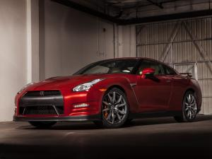 Nissan GT-R 2014 года (US)