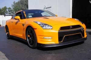 2014 Nissan GT-R Black Edition by R's Tuning