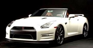 Nissan GT-R Convertible by Newport Convertible Engineering 2014 года