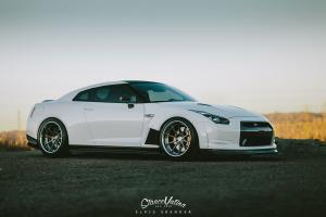 Nissan GT-R by Devid 2014 года
