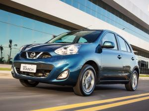 2014 Nissan March (BR)