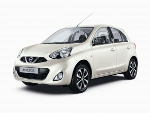 Nissan Micra FREDDY Limited Edition 2014 года