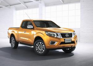 Nissan NP300 Navara Single Cab 2014 года