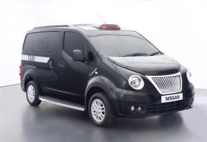 Nissan NV200 London Taxi 2014 года