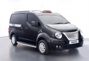 2014 Nissan e-NV200 London Taxi Prototype