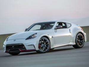 Nissan 370Z Nismo 2015 года (US)