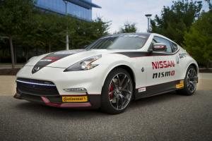 2015 Nissan 370Z Nismo Safety Car