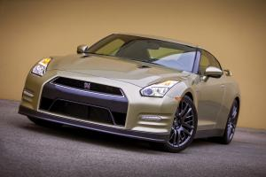 2015 Nissan GT-R 45th Anniversary Gold Edition