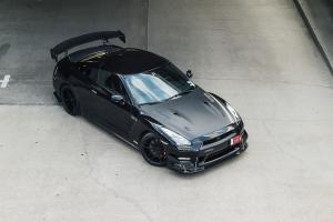 2015 Nissan GT-R GT800 by Jotech Motorsports on ADV.1 Wheels (ADV005M.V1CS)