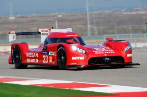 Nissan GT-R LM Nismo 2015 года