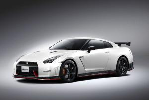 Nissan GT-R Nismo 2015 года