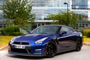 Nissan GT-R Track Edition 2015 года