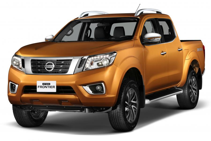Nissan NP300 Frontier Double Cab (SA)