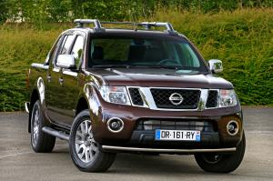 Nissan Navara Ultimate Edition 2015 года