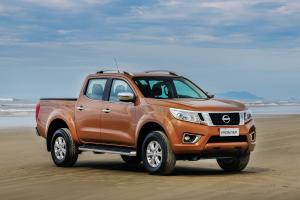 Nissan Frontier Double Cab 2016 года (BR)